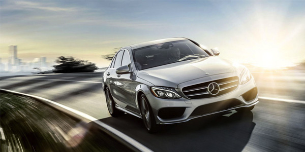 2017 Mercedes-Benz C-Class Sedan Poised, precise