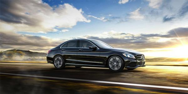 2017 Mercedes-Benz C-Class Sedan Precisely tuned