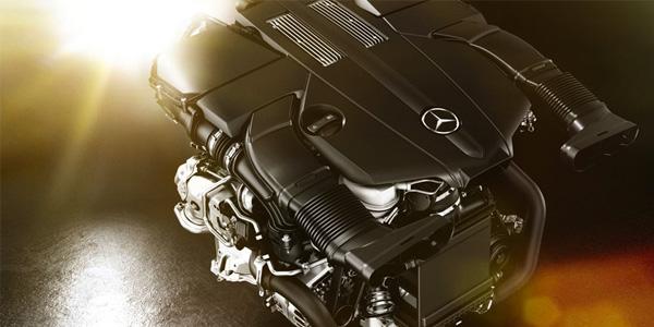2017 Mercedes-Benz C-Class Sedan 2.0L inline-4 turbo engine