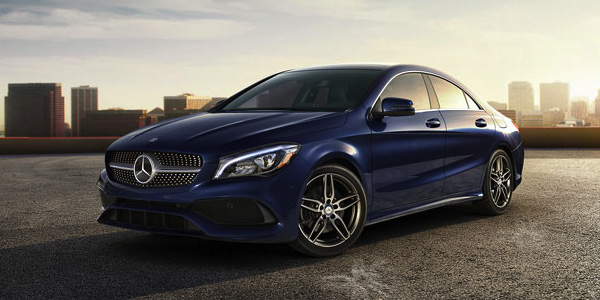 2017 Mercedes-Benz Slices through the wind. Carves through the corners.
