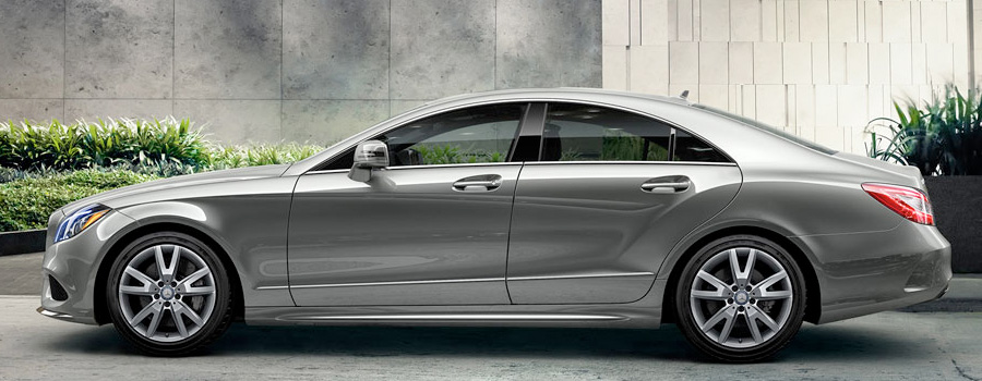 2017 CLS Coupe Brillant in every detail.