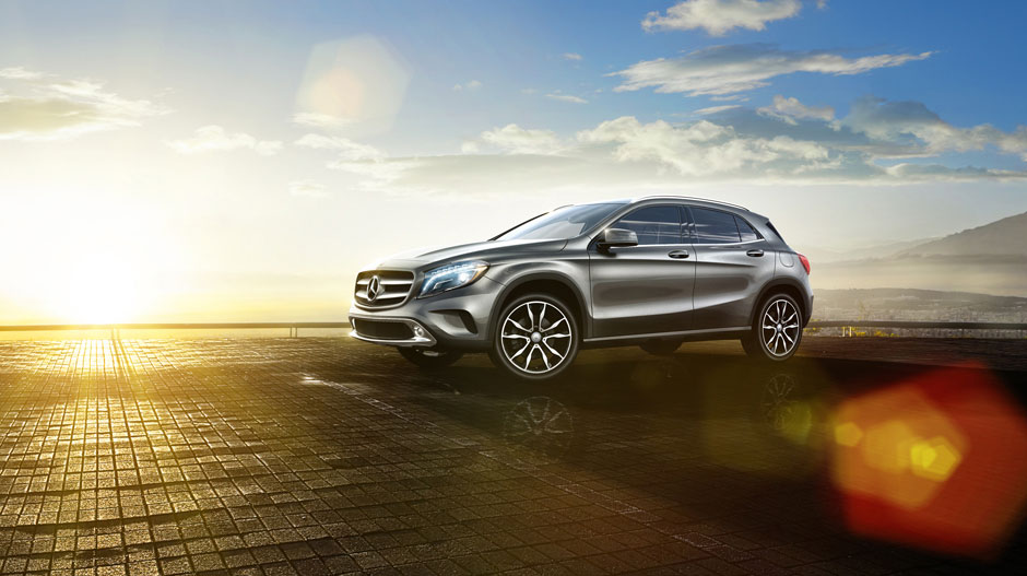 2017 Mercedes-Benz GLA SUV A perfect fit for today, tomorrow, and you.