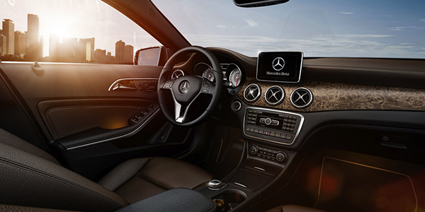 2017 Mercedes-Benz GLA SUV The more you get into it, the more you'll get out of it.