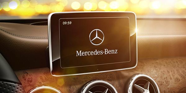 2017 Mercedes-Benz GLA SUV Pleasure for all your senses.