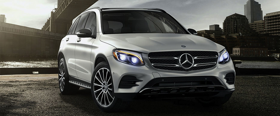 2017 mercedes-benz glc suv at mercedes-benz of fayetteville in