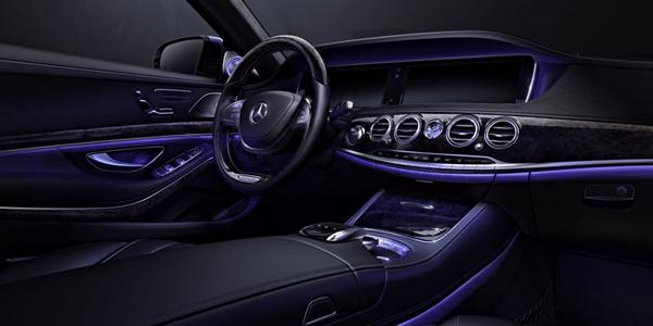 2017 Mercedes S-Class Sedan DESIGN