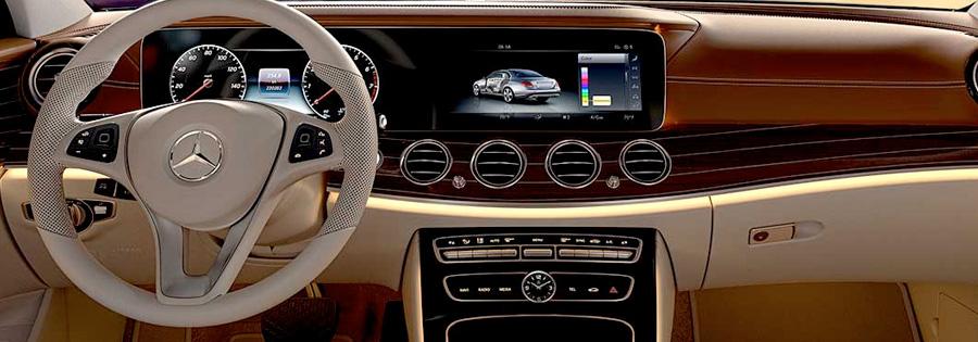 2017 Mercedes E-Class Sedan DESIGN