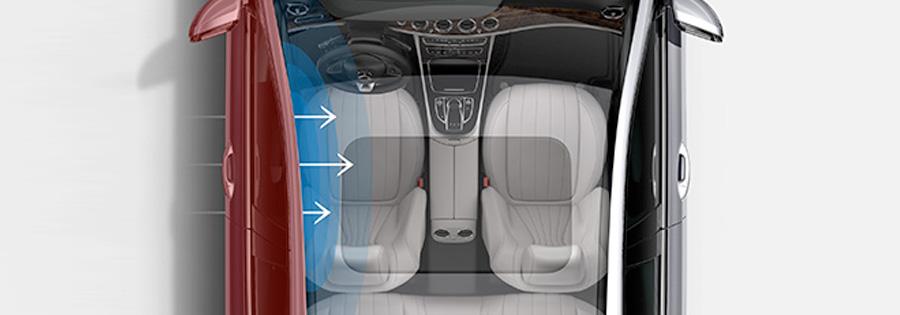2017 Mercedes E-Class Sedan innovation on your side