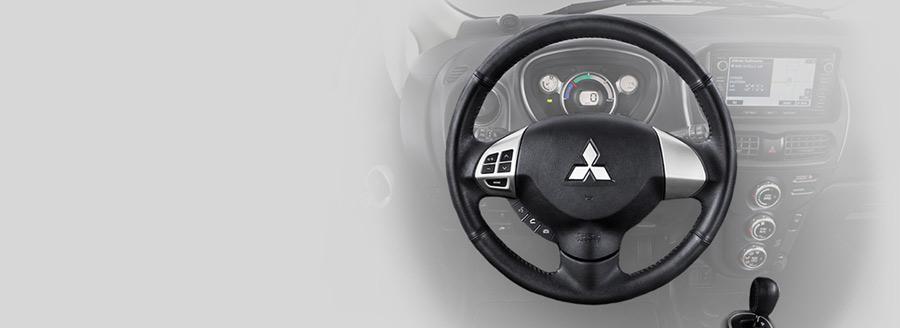 2017-Mitsubishi-I-MEV ERGONOMIC CABIN DESIGN