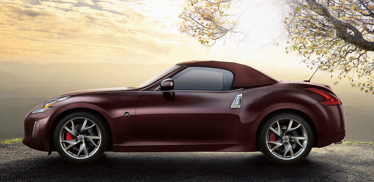 2017 nissan 370z roadster in columbus ga. Black Bedroom Furniture Sets. Home Design Ideas