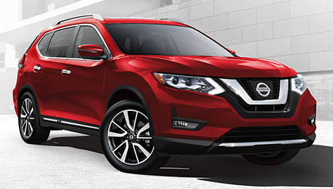 2017 Nissan Rogue STYLE WRAPPED IN STEEL