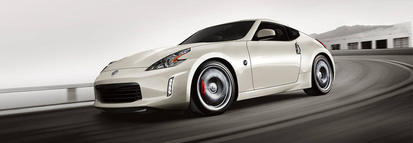 2018 Nissan 370z Coupe In Greer Sc Serving Greenville