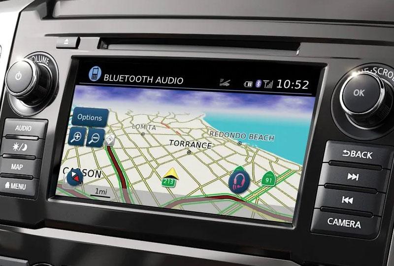 2019 Nissan Titan Technology in Columbus, GA, Close to Fort Benning, GA and Auburn, AL