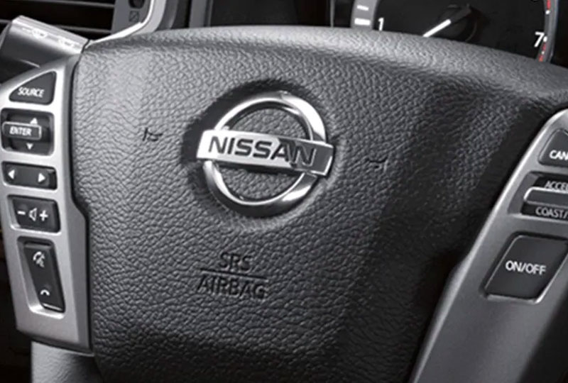 2019 Nissan Titan Design in Columbus, GA, Close to Fort Benning, GA and Auburn, AL