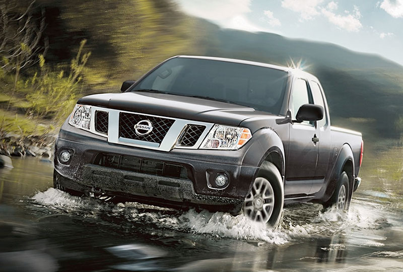 2020 NISSAN FRONTIER  safety