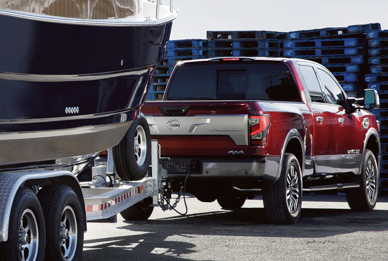 2020 NISSAN Titan XD PERFORMANCE