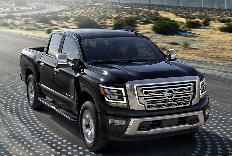 2020 NISSAN Titan XD SAFETY