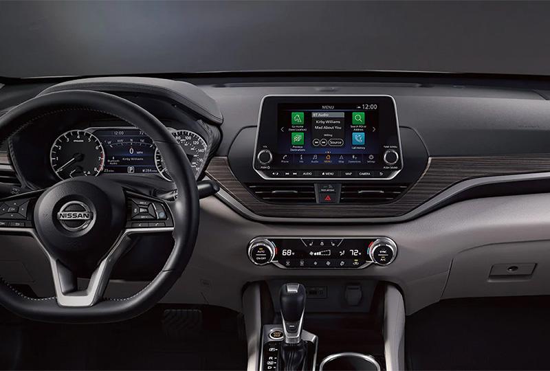 2021 Nissan Altima DESIGN