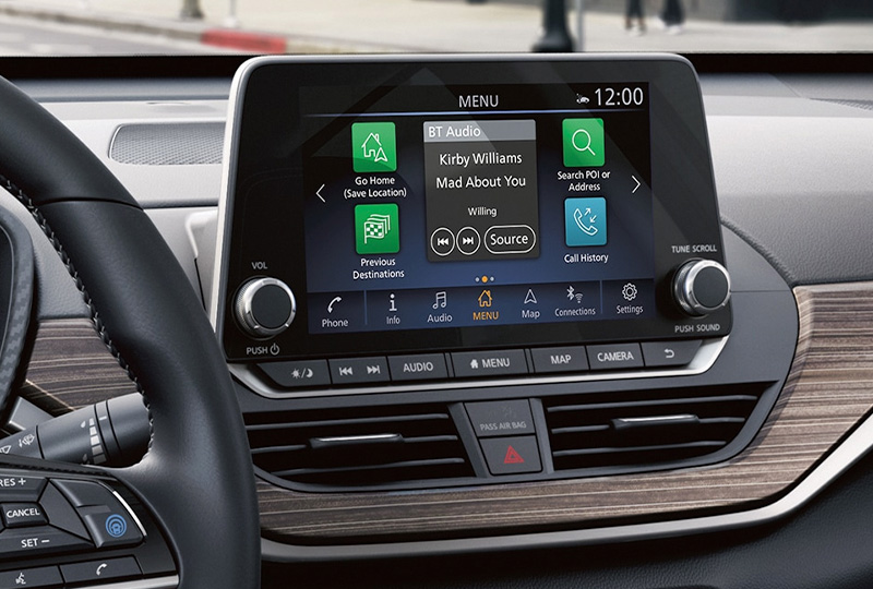 2021 Nissan Altima TECHNOLOGY