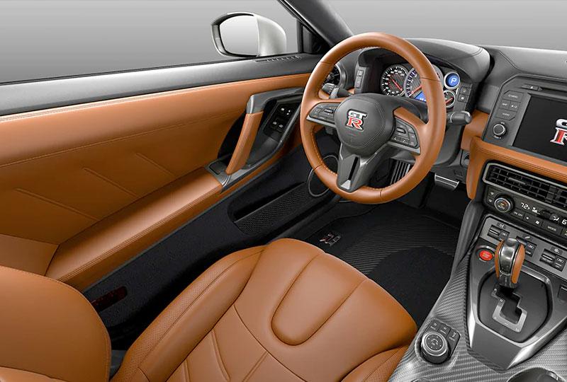 2021 Nissan GT-R DESIGN