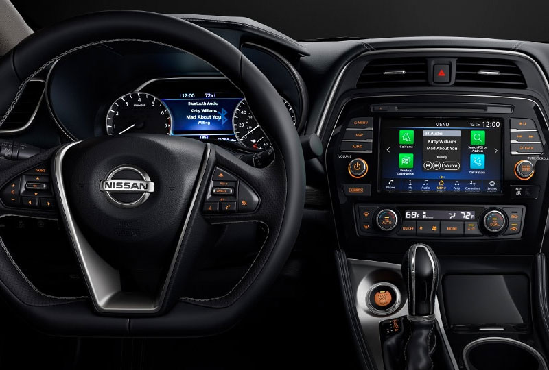 2021 Nissan Maxima TECHNOLOGY