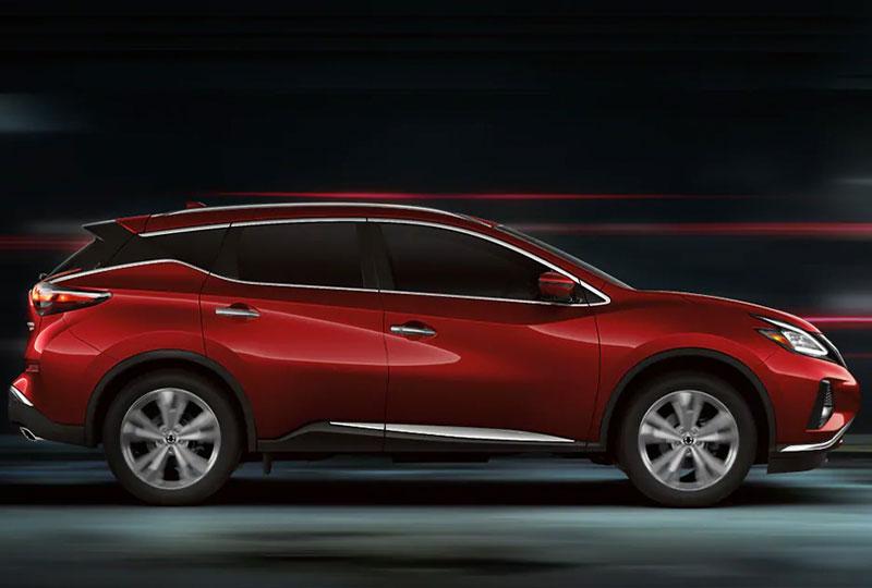 2021 Nissan Murano  PERFORMANCE