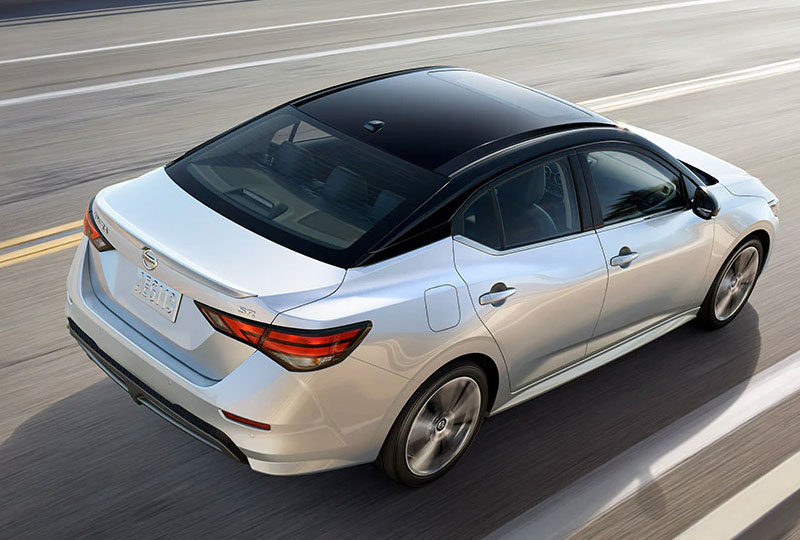 2021 Nissan Sentra PERFORMANCE