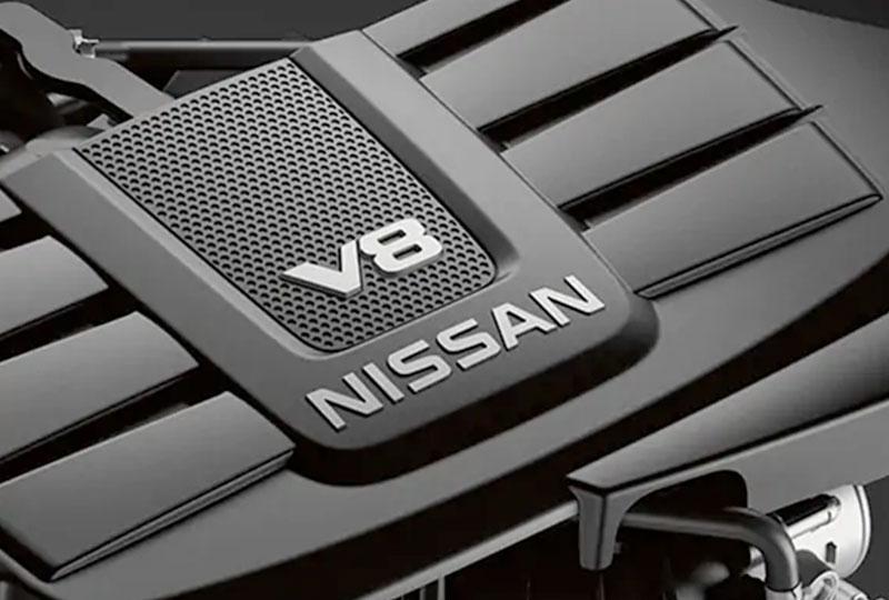 2021 Nissan Titan PERFORMANCE