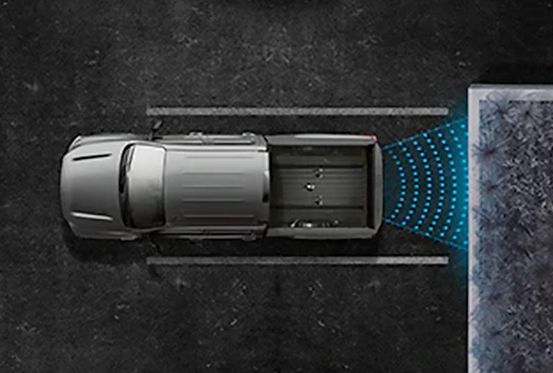 2021 Nissan Titan SAFETY