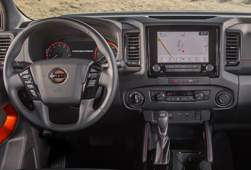 2022 Comping soon Nissan Frontier  You'll have to pretend you're roughing it
