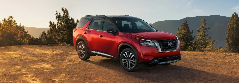 2022 Nissan Pathfinder Coming Soon header