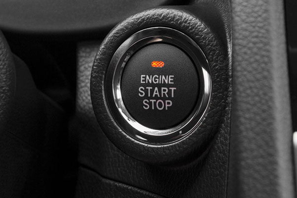 Keyless Access with Push-Button Start