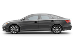 Hybrid XLE premium