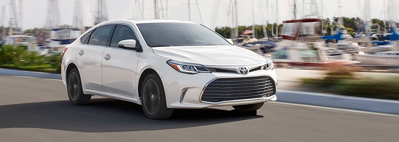 2018 Toyota Avalon In Tuscaloosa Al Serving Birmingham Columbus Jasper