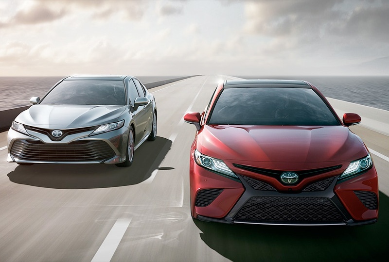 Eastern Shore Toyota | 2018 Camry