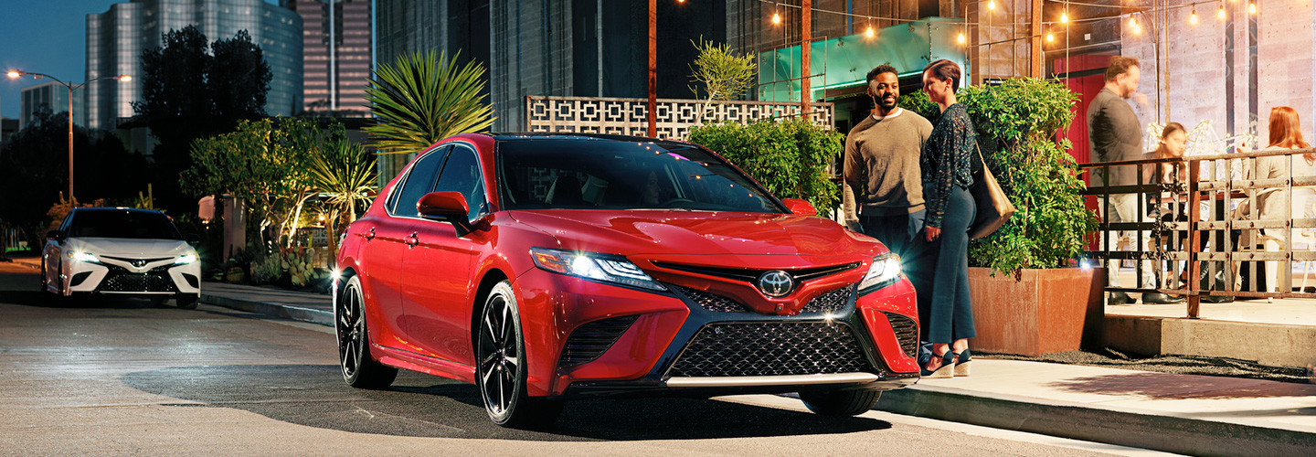 2018 Toyota Camry in Lagrange, GA, Serving Columbus