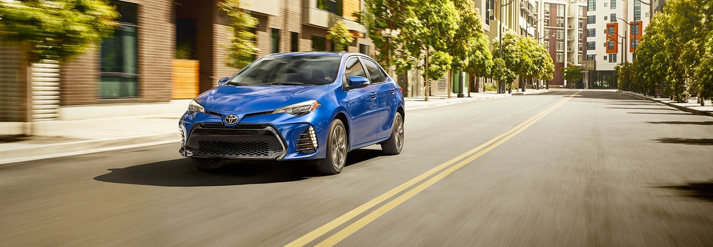 2018 Toyota Corolla In Greer Sc Serving Greenville