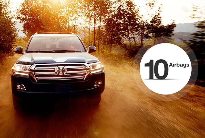 Eastern Shore Toyota | 2018 Land Cruiser