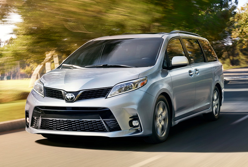 Eastern Shore Toyota | 2018 Sienna