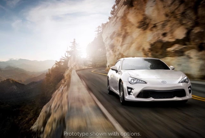 2019 Toyota 86 Design from Pinehurst Toyota Southern Pines, NC