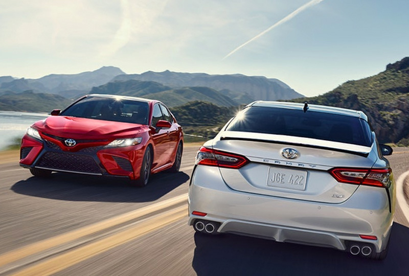 Eastern Shore Toyota | 2019 Camry