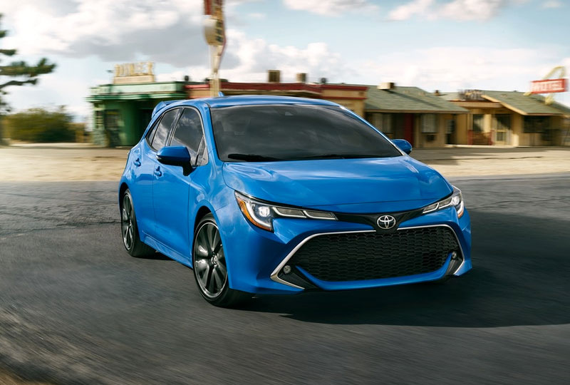 2019 toyota corolla hatchback in miami fl serving. Black Bedroom Furniture Sets. Home Design Ideas
