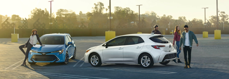 2019 Toyota Corolla Hatchback In Miami Fl Serving Homestead The
