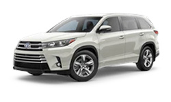 2019 Toyota Highlander Hybrid Limited Southern Pines NC