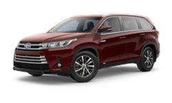 2019 Toyota Highlander Hybrid XLE Southern Pines NC
