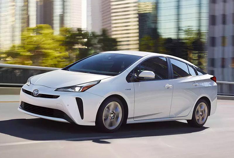2020 Toyota Prius Design