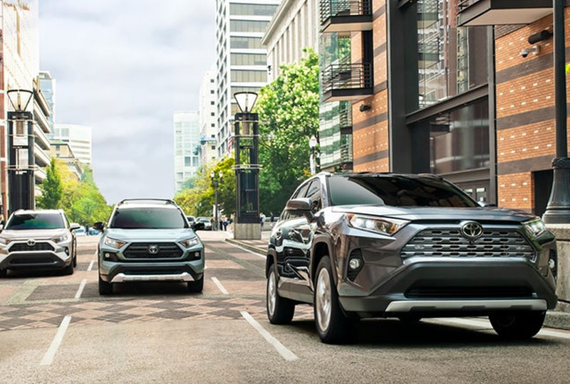 2019 Toyota RAV4 Hybrid Safety