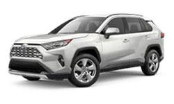 2019 Toyota RAV4 Limited Hybrid Southern Pines NC