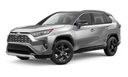 2019 Toyota RAV4 XSE Hybrid Southern Pines NC