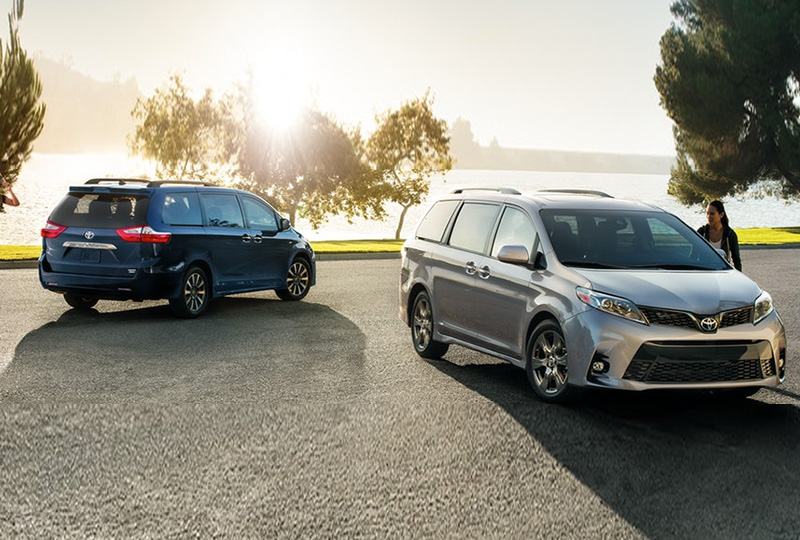 Eastern Shore Toyota | 2019 Sienna